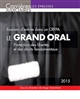 GRAND ORAL 2015   10ED   CRFPA